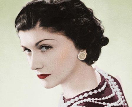 เคล็ดลับพรีเช็นต์งานให้โดนใจ สไตล์  Coco Chanel