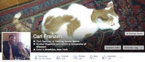 facebook เตรียมปรับหน้าตา Timeline (อีกแล้ว)