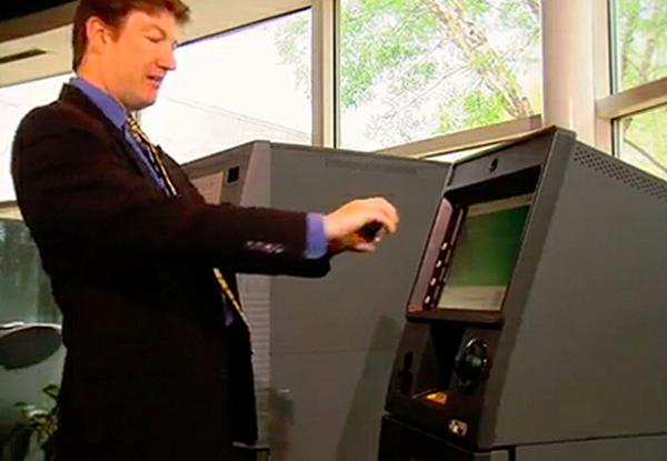 ล้ำและปลอดภัย! ถอนเงินจากเครื่อง ATM ด้วยการสแกน QRcode