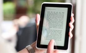 ยอดขาย ebook แซงยอดขายหนังสือปกแข็งแล้วในสหรัฐฯ