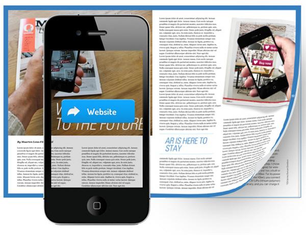 Layar ออก Creator โฆษณาอินเตอร์แอคทีฟบนสื่อสิ่งพิมพ์!