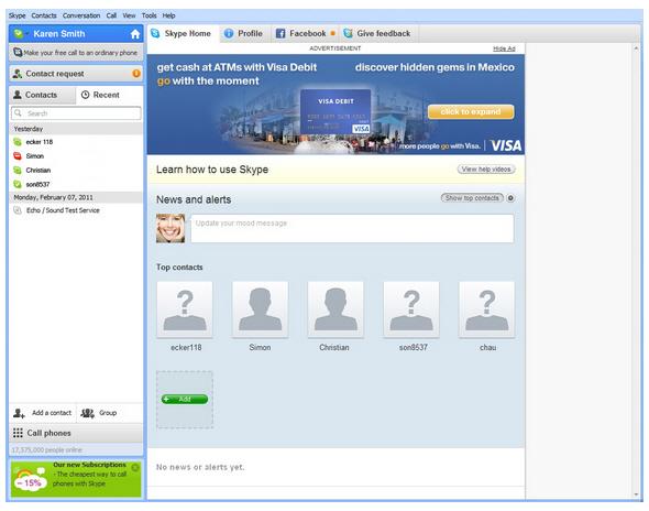 Skype เปิดตัวระบบโฆษณาใหม่ Conversation Ads
