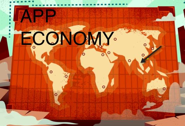 ไทยติดอันดับ 5 ตลาดแอปฯไอโฟนที่โตเร็วที่สุด