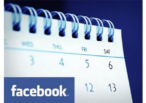 """""""ปฏิทิน"""" ดีไซน์ใหม่เพจ Events ของ Facebook"""
