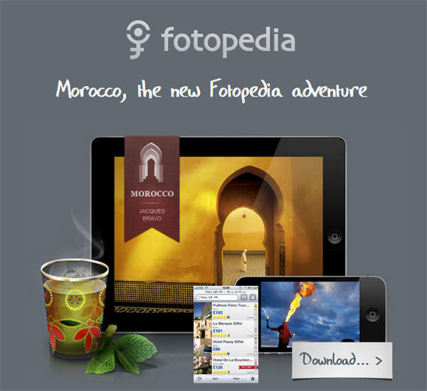 Expedia จับมือ Fotopedia ให้ข้อมูล+ขายตั๋วในคราวเดียว!