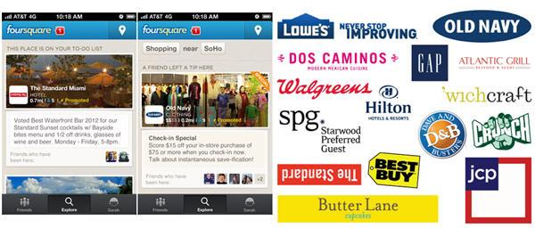 Foursquare ปรับกลยุทธ์ใหม่เอาใจธุรกิจ SME's