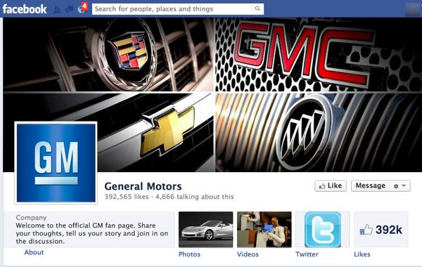 GM ยอมกลับมาคุยกับ Facebook หาข้อสรุปลงโฆษณาที่คุ้มค่า?