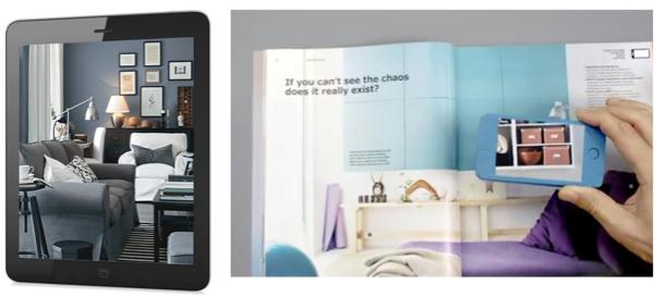 Ikea ส่งแคตาล็อกสินค้ามาประกบคู่กับเทคโนโลยี AR