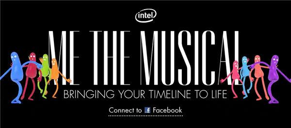 อินเทลส่ง Me the musical แคมเปญไวรัลใหม่บนเฟซบุ๊ก