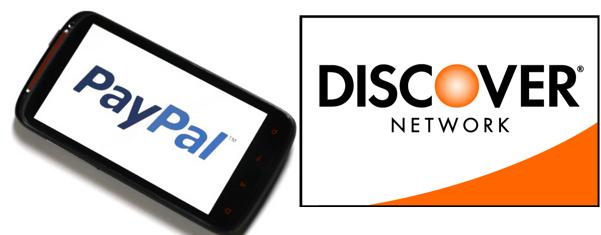 Paypal บุกโลกออฟไลน์สำเร็จด้วยการจับมือกับ Discover