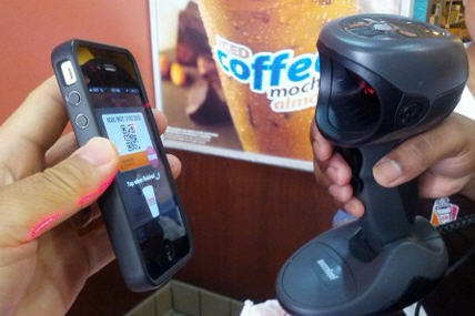 ดังกิ้นโดนัทรุก Mobile Payment จ่ายค่ากาแฟ-โดนัทผ่านมือถือ
