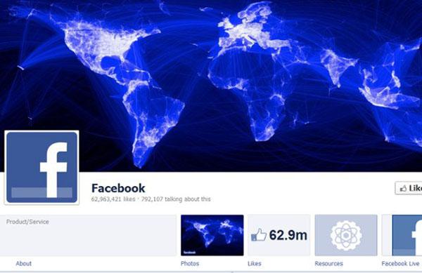 """8.7% ของผู้ใช้ Facebook เป็น """"ตัวปลอม"""""""