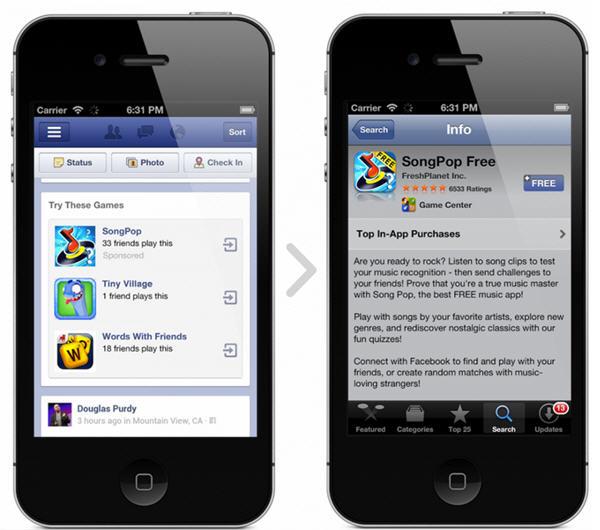 Facebook เปิดระบบโฆษณาใหม่เน้นเฉพาะแอปฯ!