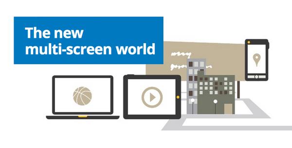 กูเกิลวิเคราะห์ไลฟ์สไตล์แบบ MultiScreen