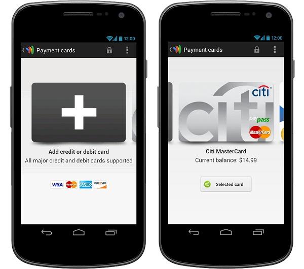 Google Wallet ปรับทัพรับได้ทั้งบัตรเดบิต/เครดิต