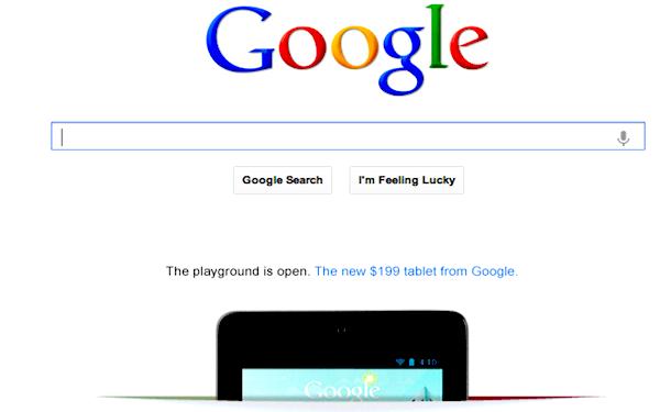 แฟนๆ ครวญ Google เอาโฆษณามาขึ้นหน้าโฮมเพจได้ไง