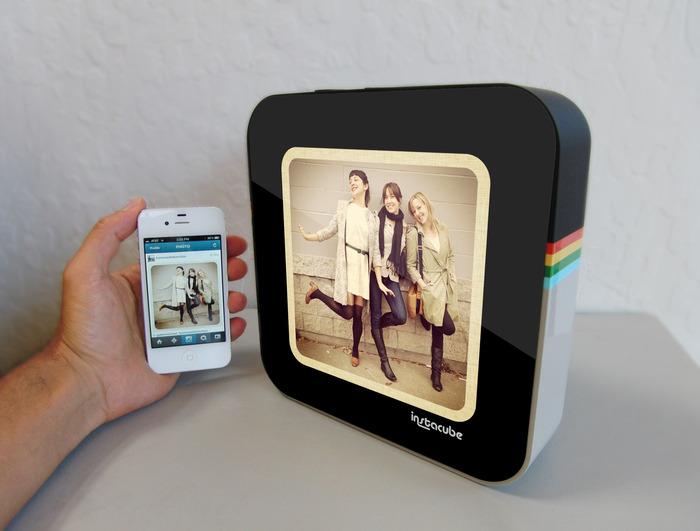Instacube กรอบรูปสุดเจ๋ง สำหรับคนรัก Instagram