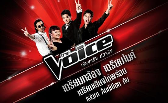 The Voice กับความสำเร็จบน Social Network