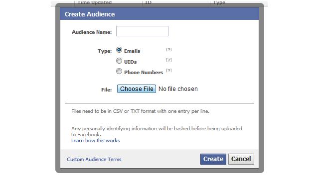 Facebook จ่อให้ยิงโฆษณาเจาะจงชื่อผู้รับได้แล้ว
