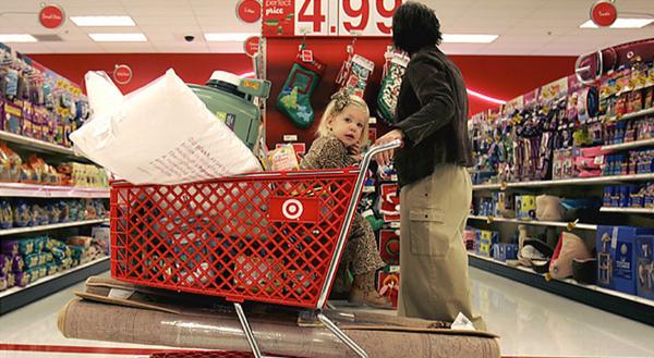ห้าง Target ใช้ M-Commerce ช้อปของขวัญปีใหม่