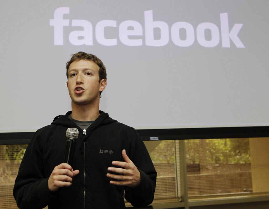 ยอดผู้ใช้ Facebook ทะลุ 1 พันล้านคน!