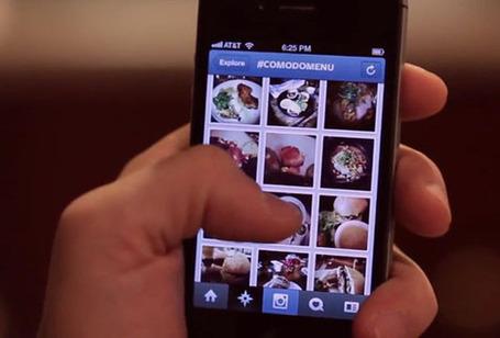 ไอเดียดี ร้านอาหารที่ New York จับ Instagram มาใส่ในเมนู
