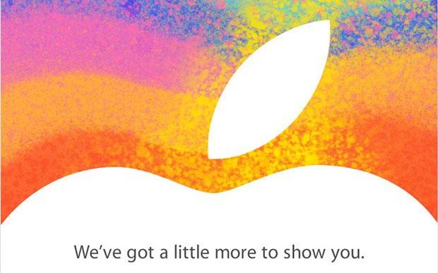 มาแล้ว!!! เทียบเชิญเปิดตัวสินค้าใหม่จาก Apple