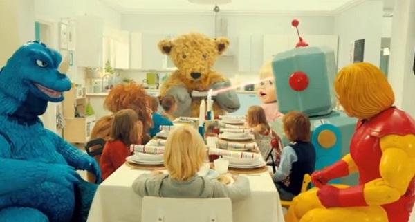 IKEA เปิดโฆษณามิวสิควิดีโอ