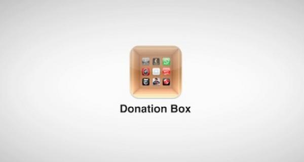 ไอเดียเก๋เปิดกล่องทิ้งแอปฯไม่ใช้เอาเงินไปบริจาคการกุศล