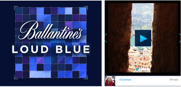 Ballantines ใช้ Instagram สร้างกระแส Music Marketing ได้อย่างไร?