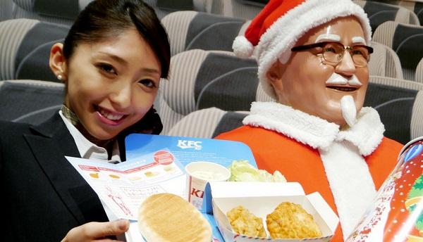 Japan Airlines ดึง KFC เสิร์ฟบนเครื่องบิน