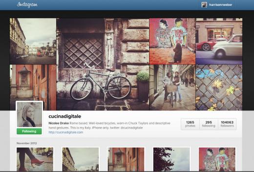 Instagram เปิดตัวเว็บแล้ว ! ดูผ่านคอมฯได้
