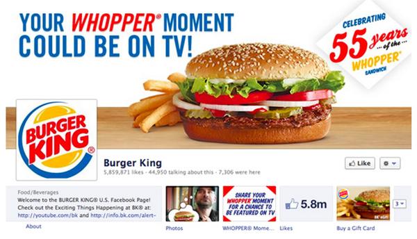 Burger King ฉลอง 55 ปี ชวนคนอยากดังแชร์คลิปหม่ำเบอร์เกอร์