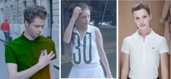 Lacoste โชว์อนาคตเสื้อโปโลผ่าน Lacoste Future