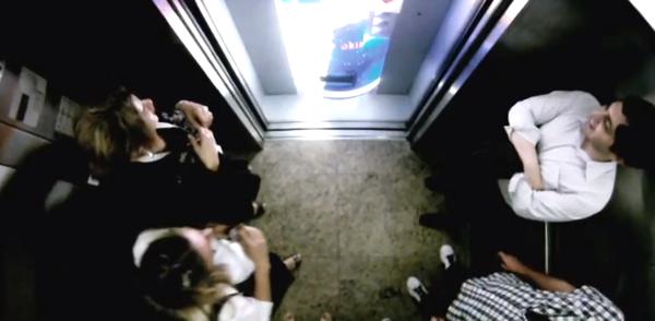 ชวนชาวออฟฟิศ ขึ้นลิฟท์ไปเติมพลังด้วย Red bull