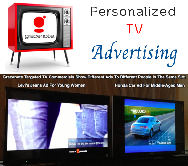 จับตาโฆษณาทีวีแบบ Personalization เทรนด์ใหม่แห่งปี 2013!