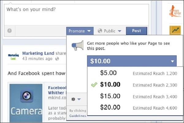 แบรนด์ทั่วโลกเทเงินโปรโมทโพสต์บน Facebook ทะลุ 2.5 ล้านข้อความแล้ว