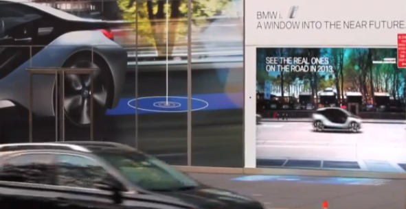 BMW ใช้กระจกเปลี่ยนรถเชยๆ ทุกคันให้เป็นรถไฟฟ้า