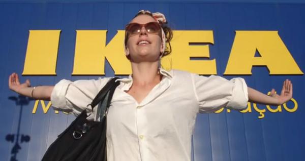 IKEA ใช้เรียลริตี้โชว์โปรโมทร้านสาขาใหม่!