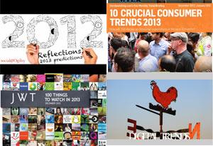 รวมเทรนด์ Digital 2013 ที่น่าจับตาผ่าน 5 Presentation