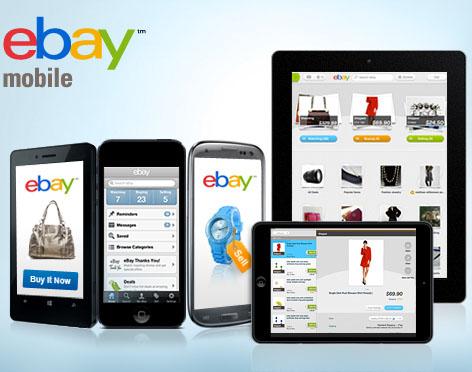 e-commerce ผ่านมือถือโตอย่างแรง