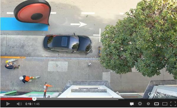 Audi + Google Maps: ให้เราถึงจุดหมายแบบออนไลน์