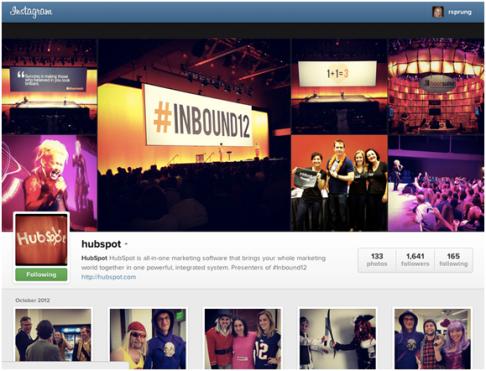 5 สูตรการตลาดผ่าน Instagram