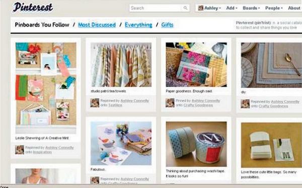 ซื้อกิจการครั้งแรก! Pinterest ฮุบเว็บไซต์ด้านอาหาร