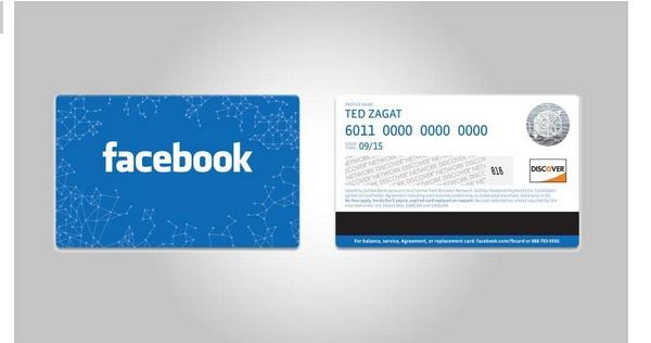 Facebook คลอด Gift Cards
