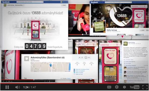 T-Mobile สร้างกระแสผ่านตู้โทรศัพท์สาธารณะ
