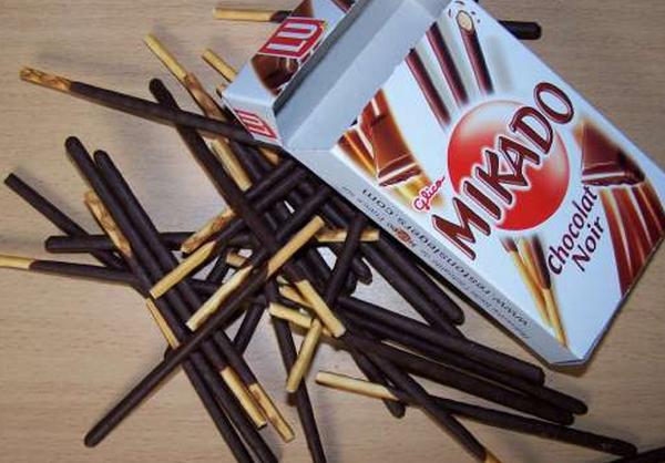 Mikado โปรโมทขนมขบเคี้ยวได้มันส์ทั้งในโลกออนไลน์และออฟไลน์