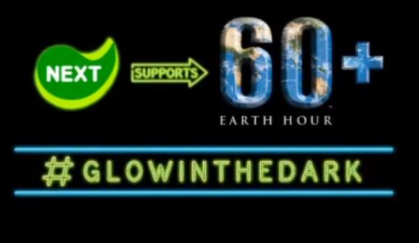 ขายถุงยางเรืองแสงในวัน Earth Hour