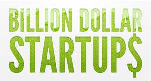 บริษัท Startup ระดับพันล้านดอลล่าร์