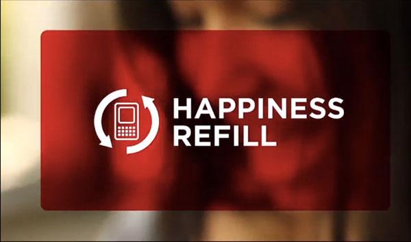 Ogilvy & Coke สร้าง Brand Experience ด้วย Happiness Refill